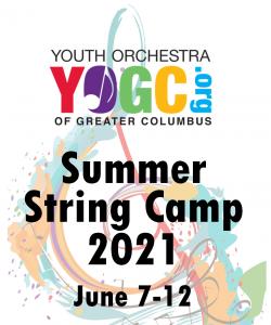 YOGC Summer String Camp 2021 June 7-12